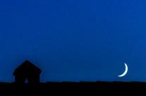 El triángulo de la Venus-Luna