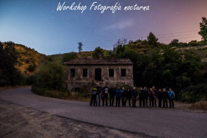 workshop fotografía nocturna