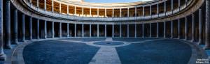 palacio de Carlos V Alhambra Granada panorámica para facebook