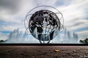 Unisphere Nueva york queens monumento para facebook