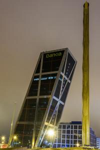 bankia nocturna madrid d750 nikkor 24-120 enfoqueyfoto para facebook
