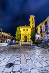 iglesia de santa ana granada enfoque y foto nikon d750 para facebook