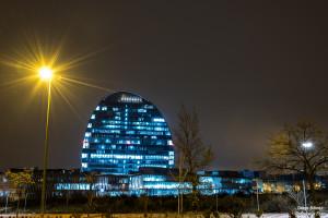 nocturna madrid bbva urbana enfoque y foto para facebook