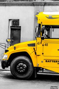 nueva york school bus nikkor 50mm para facebook