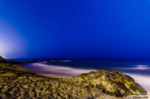 playa estrellas costa del sol enfoque y foto para facebook
