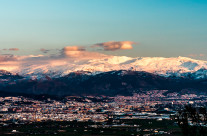 Al pie de Sierra Nevada