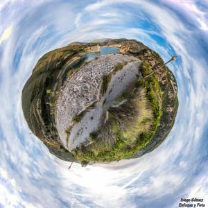 miniplaneta pantano de canales para facebook enfoque y foto