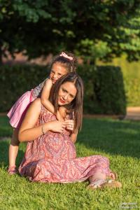sesión debora embarazo daniela diego enfoque y foto para facebook
