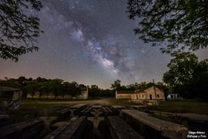 via lactea base militar padul nocturna enfoque y foto para facebook III