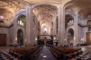panoramica catedral segovia 10 fotos verticales