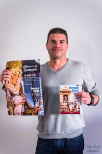 premio semana santa alhendín carteles y libro para facebook