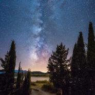 Noche en los Bermejales
