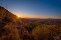 El último rayo de sol
