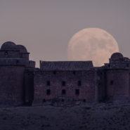 """Como se hizo """"Luna en Castillo de La Calahorra"""""""