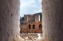 Vaya vistas! La Alhambra de Granada